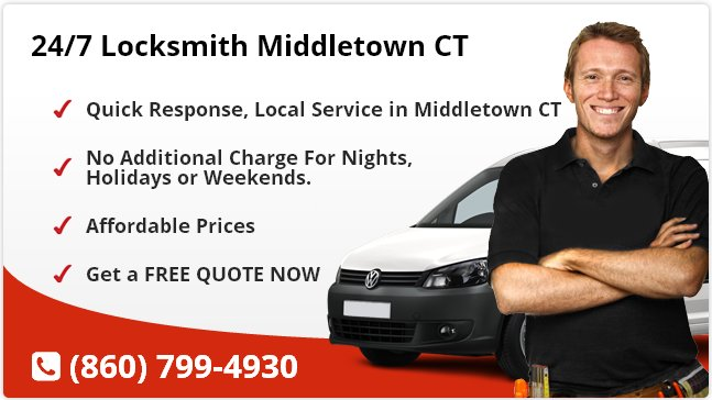 24 Hour Locksmith Middletown